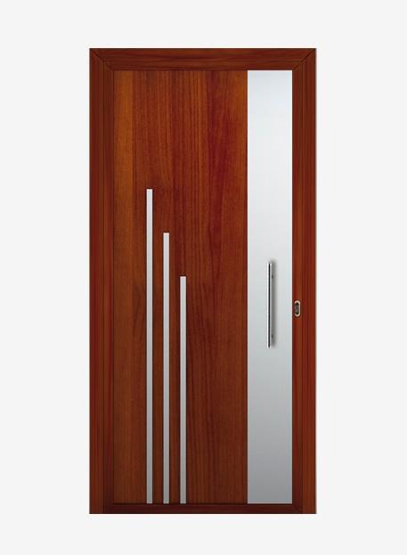 Modelos puertas aluminio para exterior interesting puerta - Puertas de aluminio exterior ...